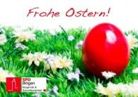 Ostereiersuche am Rhein