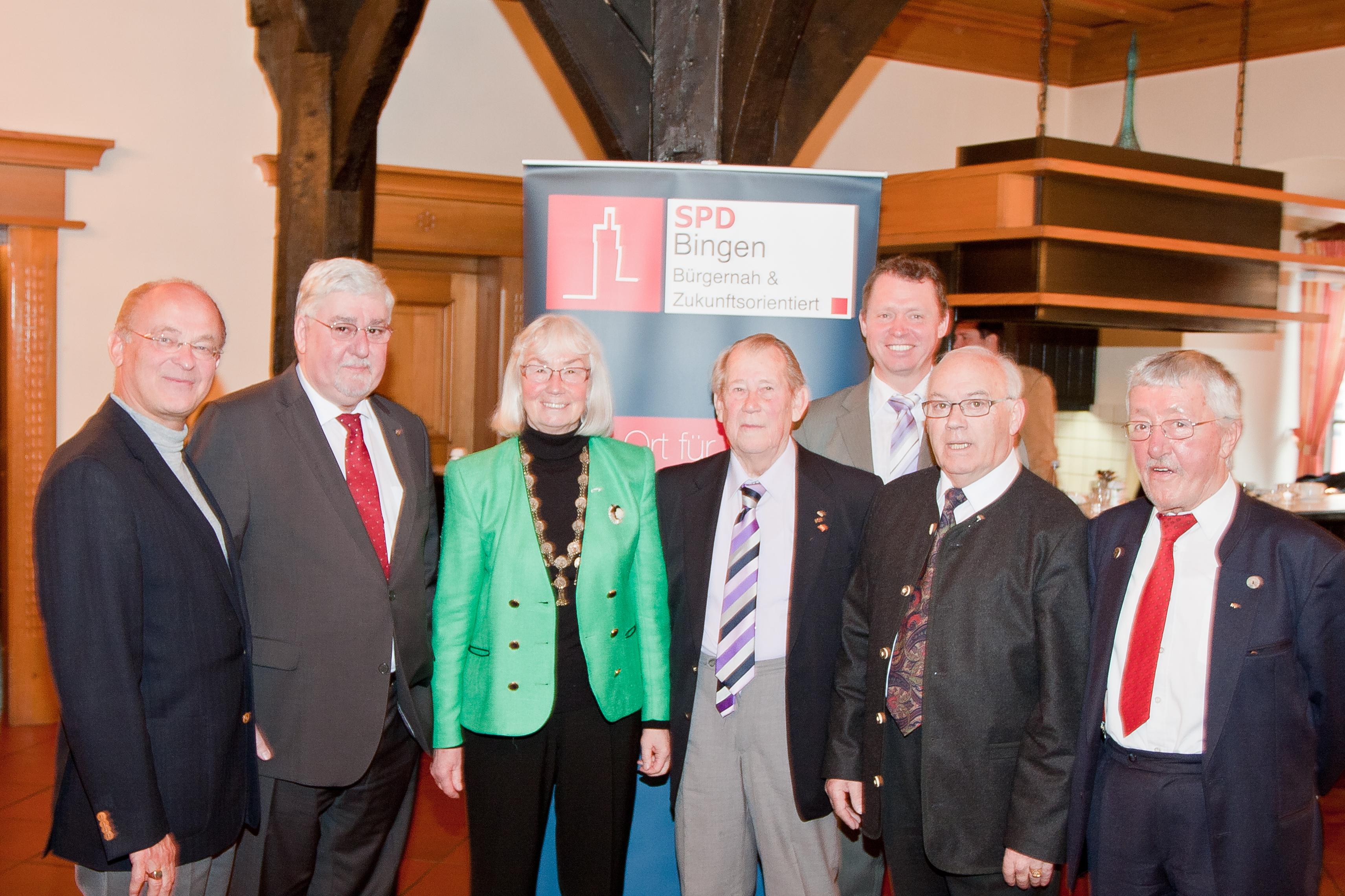 Jahresempfang SPD 2011