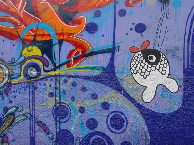Neue Freiflächen für Graffiti schaffen