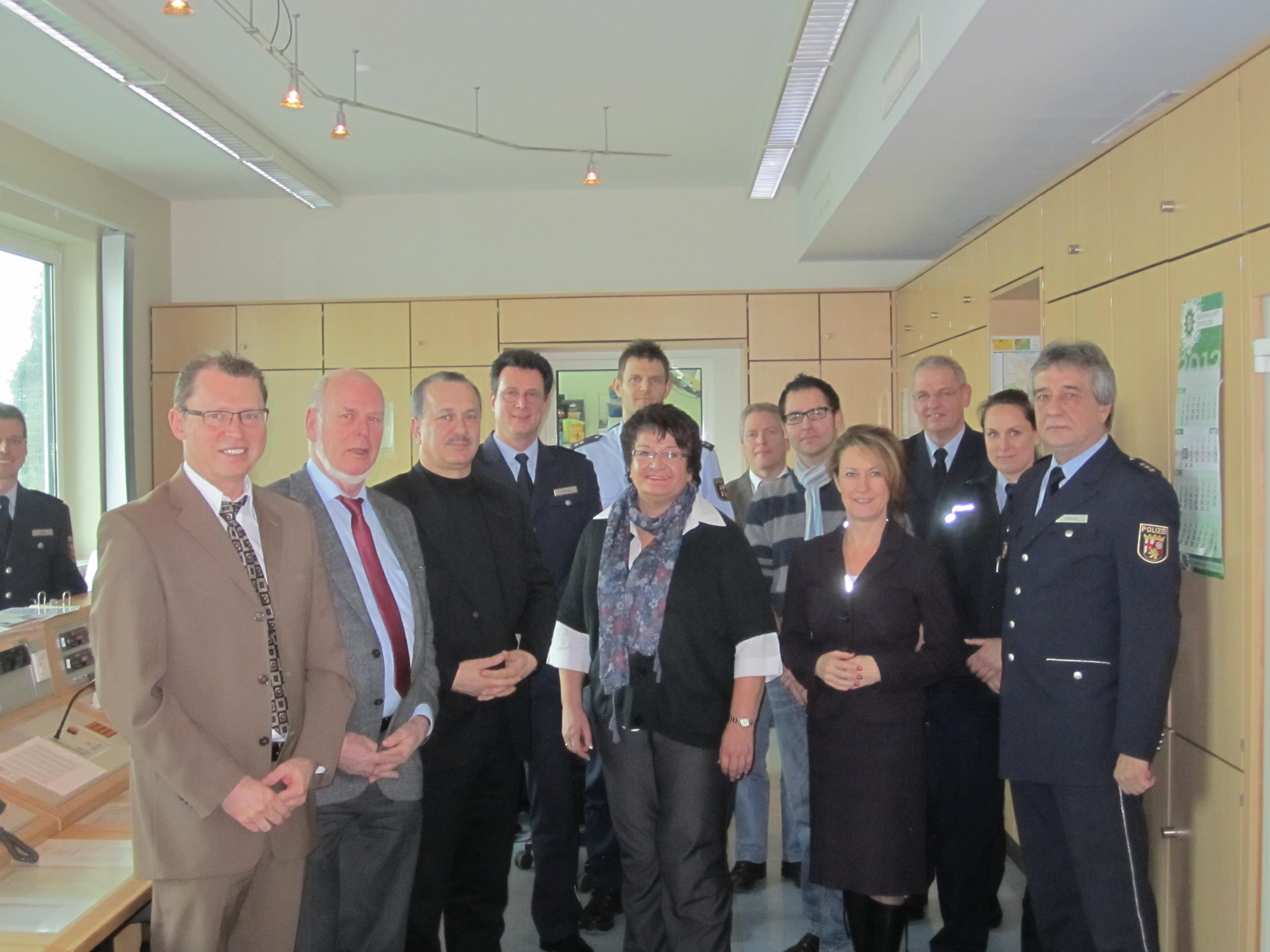 SPD AK Innen Polizei Bingen