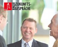 Michael Hüttner stellt Zukunftsprogramm vor