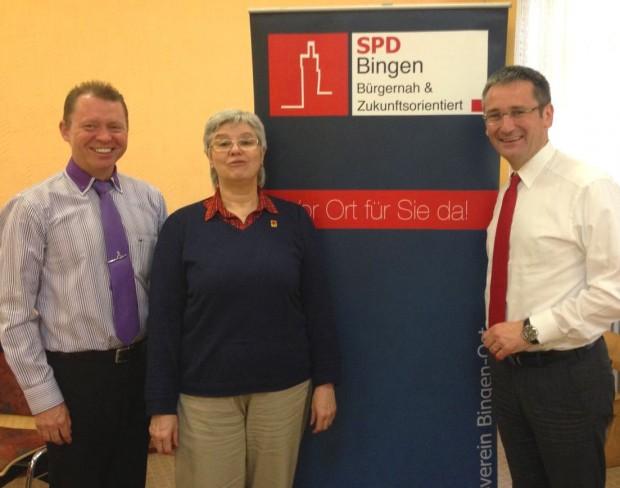 "SPD diskutiert über ""gute Arbeit"""