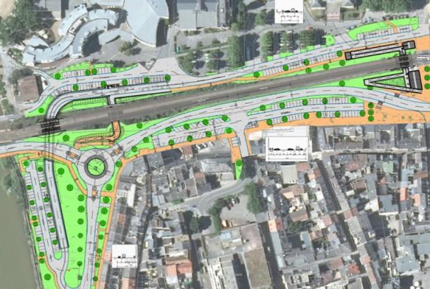 Anbindung Rhein-Nahe-Eck: Aktion – Eine Planung zum anfassen