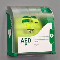 Schnelle Hilfe durch Defibrillatoren