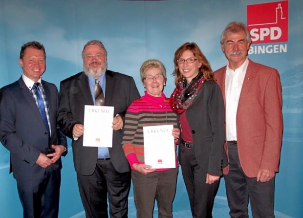 SPD Bingen blickt selbstbewusst in die Zukunft