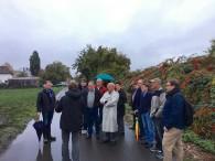 SPD-Fraktion besucht NABU in Gaulsheim