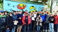 Dem Wetter getrotzt: SPD Boule Turnier in Kempten